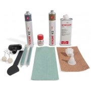 KIT DE COLLE K2 BMW ORIGINE POUR ELEMENT CARBONE
