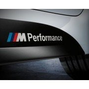 M3 PLAQUETTE Av BMW PERFORMANCE