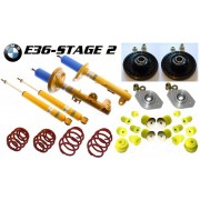 E36-KIT STAGE 2 - CHASSIS