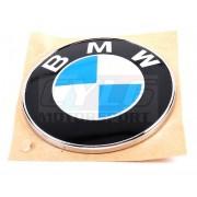 EMBLEME BMW Ø58mm DE COFFRE E36 CABRIOLET