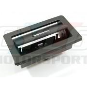 E36 CENDRIER ARRIERE AVEC BOUTTON CHROME BMW ORIGINE