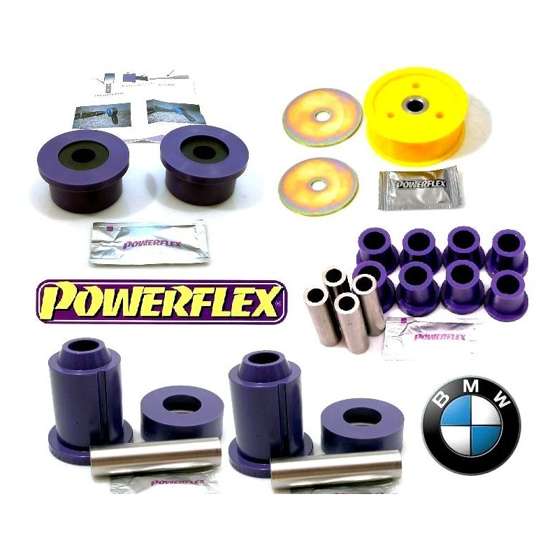 Bmw Z3 Turbo Kit: E30-z3-kit-powerflex-concentrique