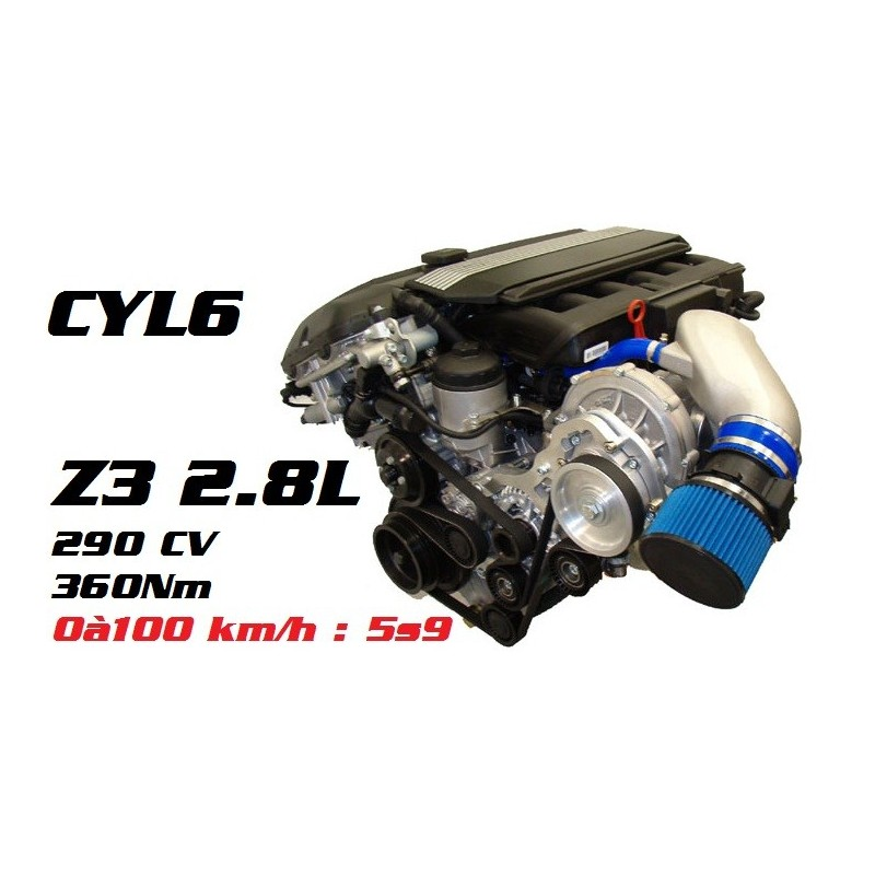 Kit Compresseur Z3 2 8 Litres Cyl6